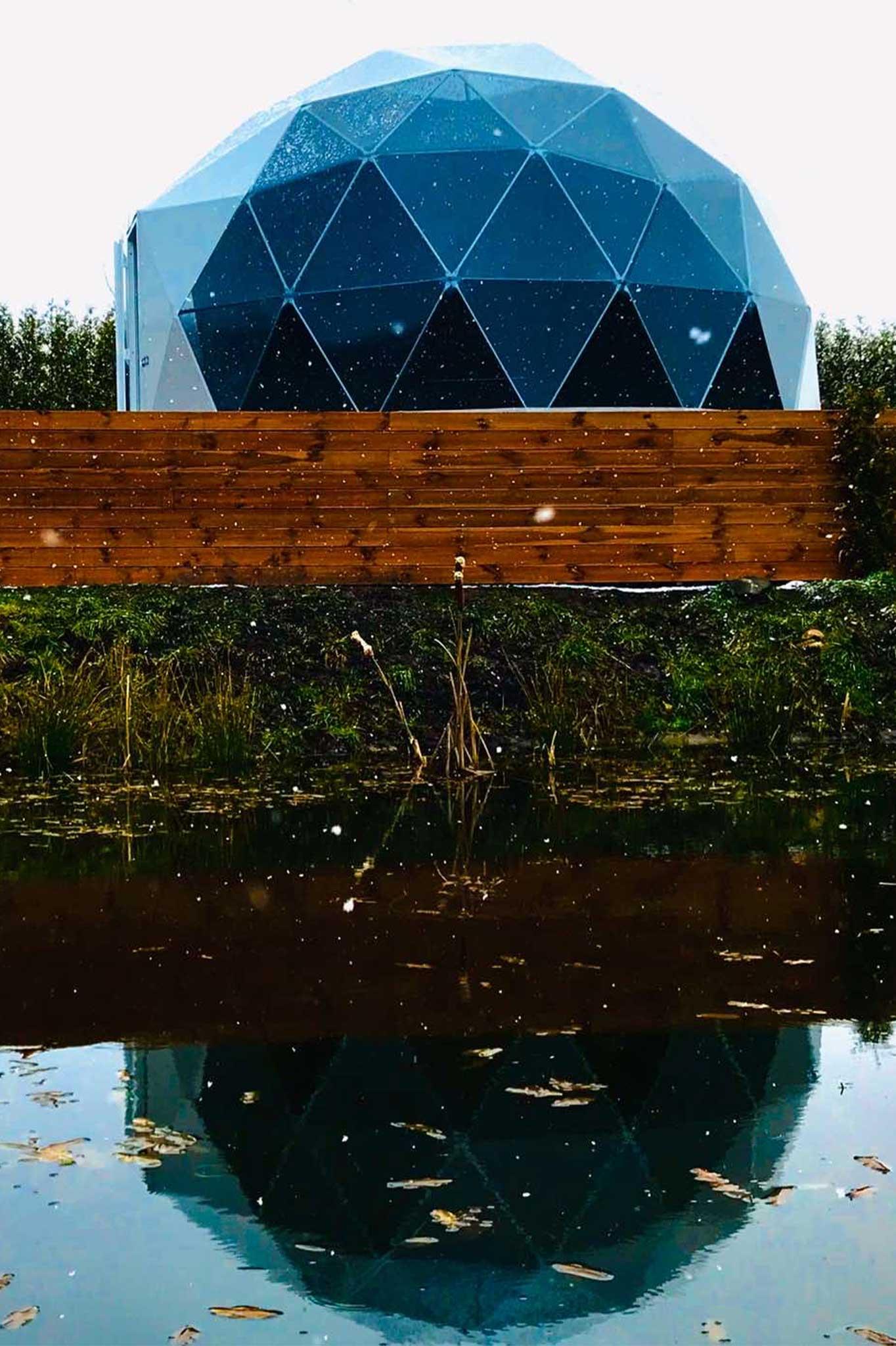 kupolu gamyba